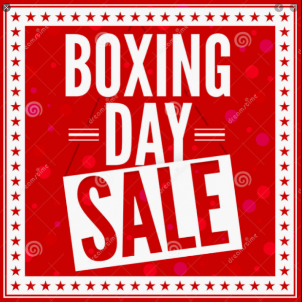 BOXING DAY SALE CONTINUES IN WODONGA