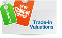 Trade-in Valuations