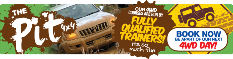 4WD Training Day - Book NOW